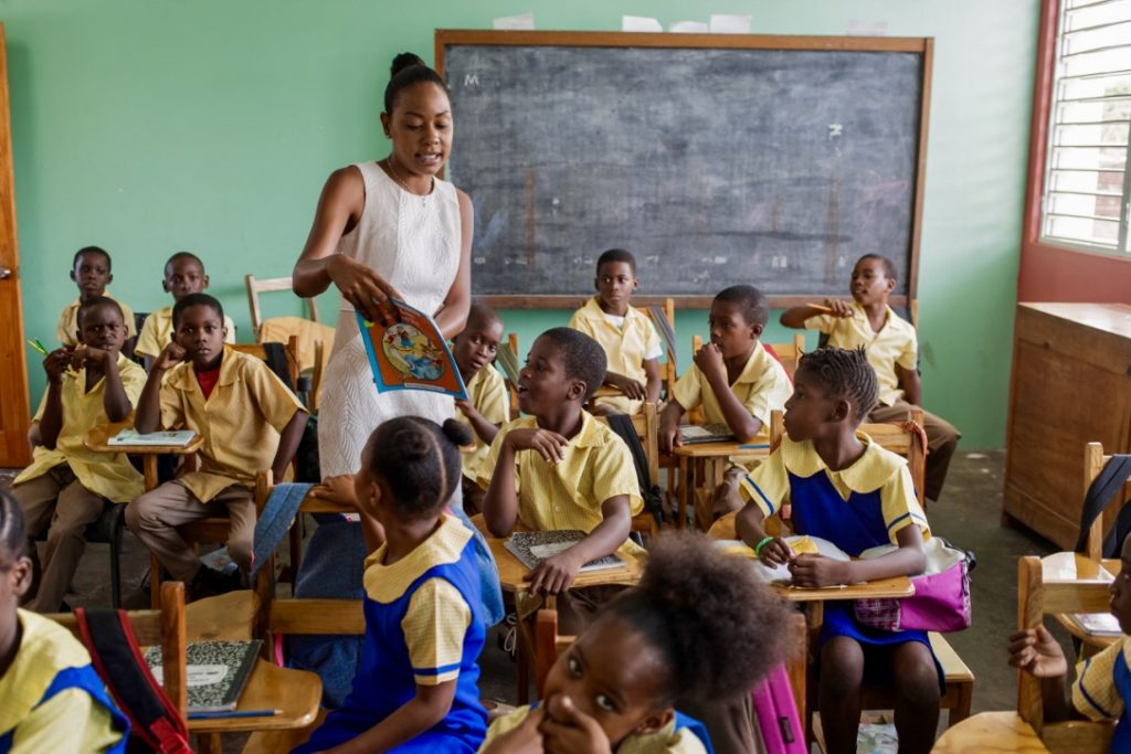 Photo: The MultiCare Youth Foundation (MYF), Jamaica