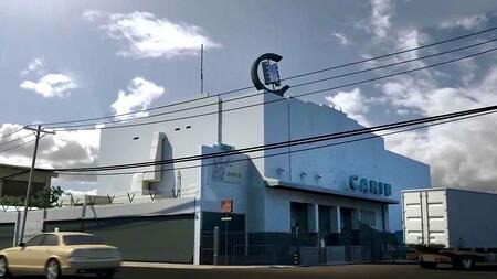 carib 5 cinema