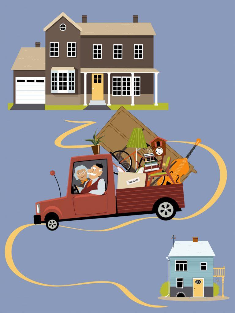 downsizing-house-retirement