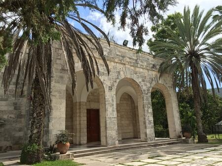 mona chapel