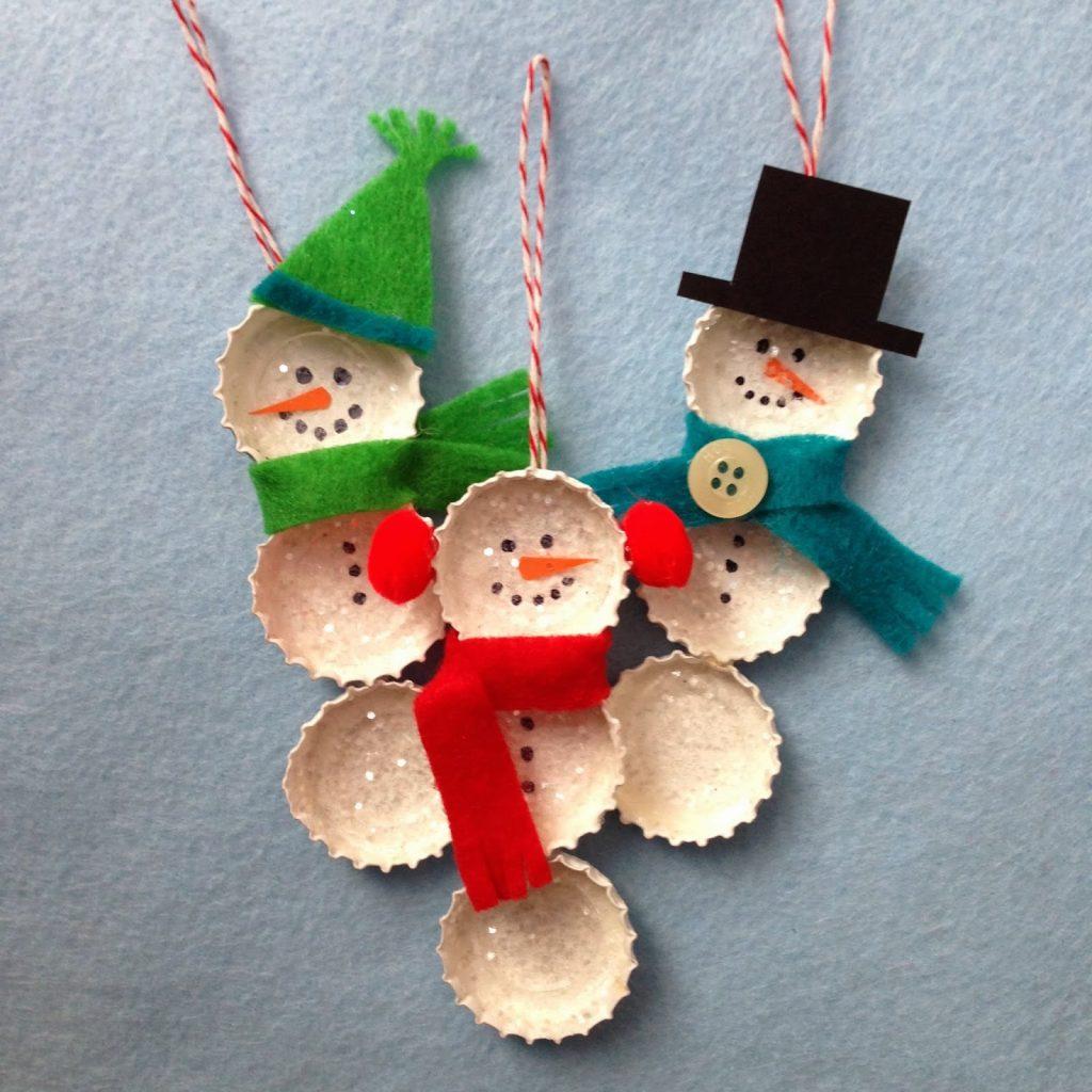 snowmen_bottle_caps
