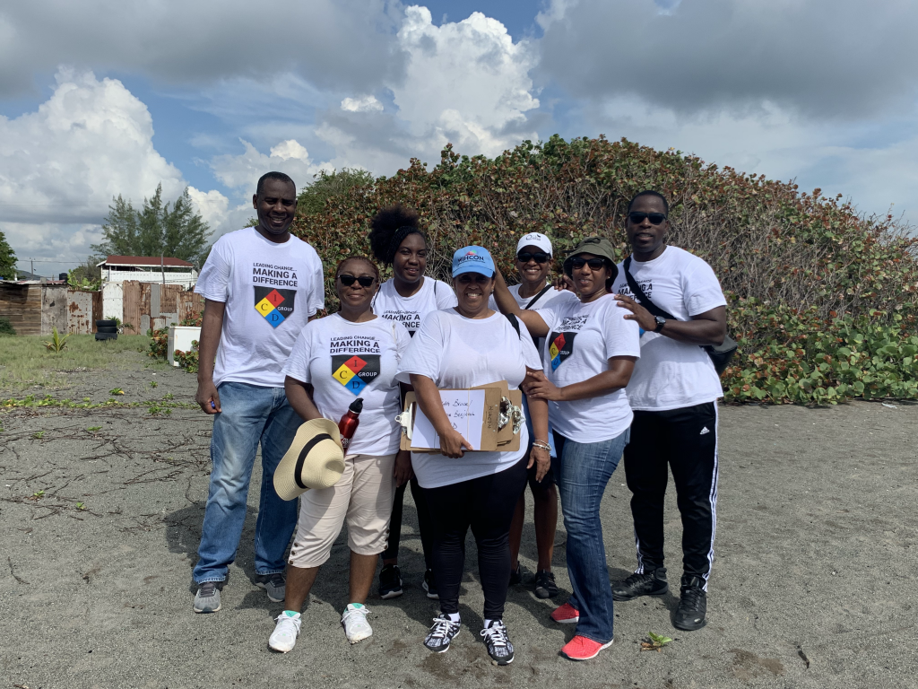International Coastal Clean-Up Day